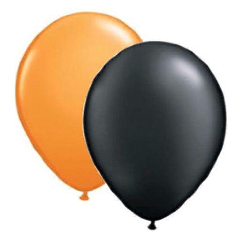 Ballonger Svart/Orange