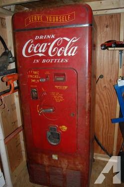 Vending Machine Coca Cola And Antiques On Pinterest