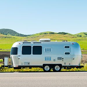 Your guide to RV trailer rentals: Airstream