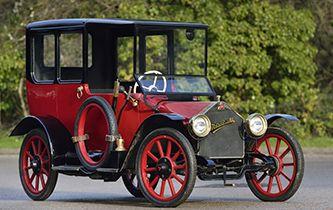 1917 Mitsubishi Model A