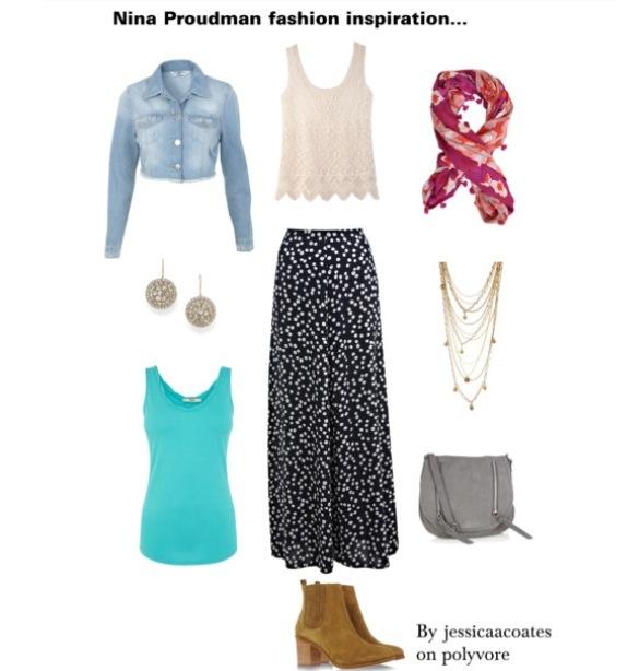 Nina Proudman Fashion