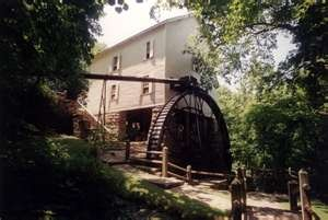 Mill Springs in Wayne County  Kentucky: Kentucky Wayne, Wayne County, County Kentucky, Mill Springs, Favorite Places, Springs Mill, Covered Bridges, Grist Mills, Kentucky Places