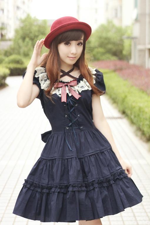 Lolita Dress Fashion Show