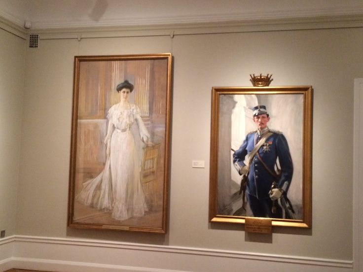 Prins Carl och prinsessan Ingeborg