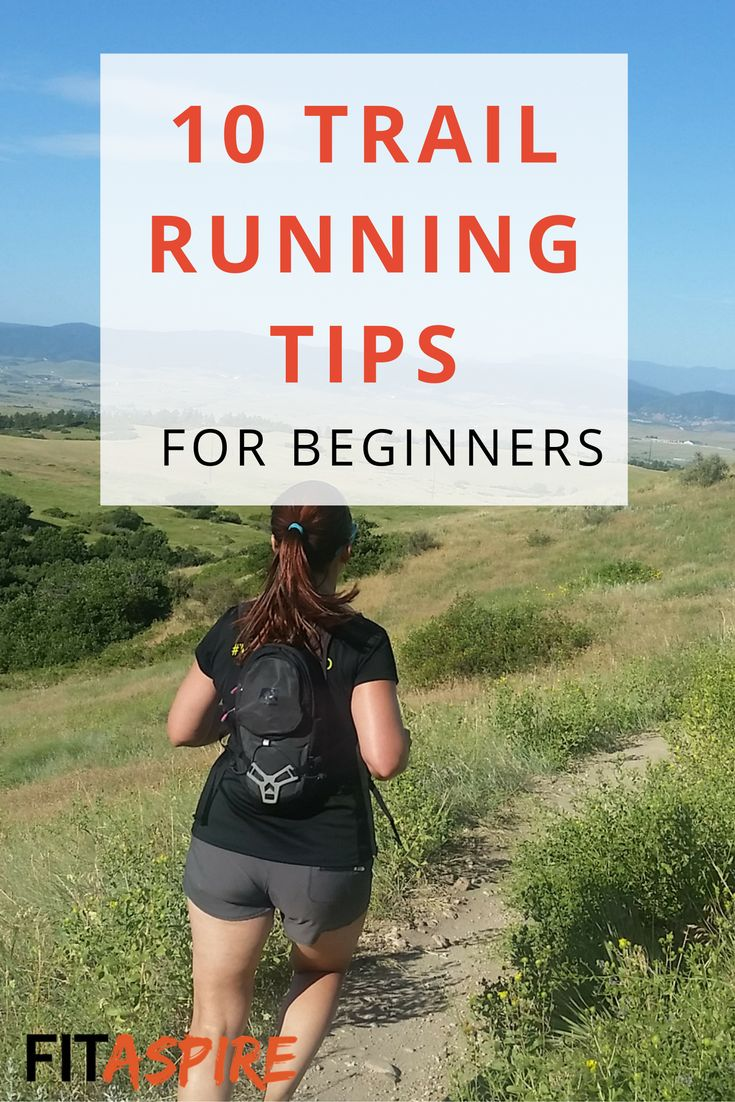 Trail running improves strength, balance, + prevents overuse injuries. Follow these 10 trail running tips to start getting those benefits and explore a different side of running!