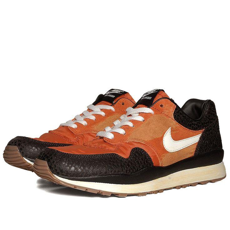 Nike Air Safari Vintage Mesa Orange & Black Tea