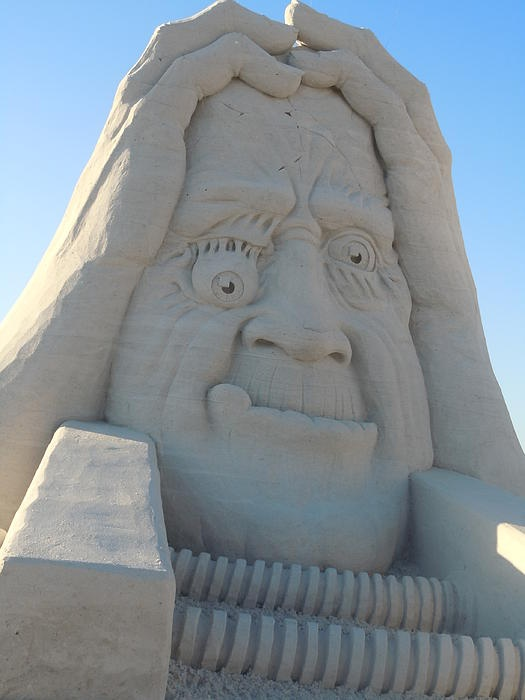 ✮ Sand Art: Sandart Sandcastl, Watch Tattoos, Watches Tattoo, Art Sandart, Amazing Sands, Art Sands, Sandcastl Beaches, Sandsculptur, Cool Stuff