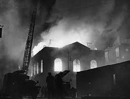 Image result for london bombing blitz