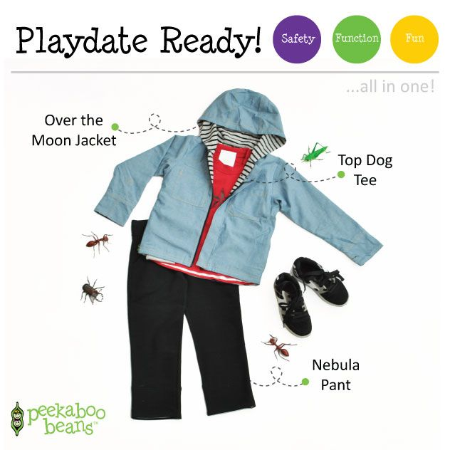Playing with Bugs Bean | Peekaboo Beans - playwear for kids on the grow! www.peekaboobeans.com | #PBPlayfulPairings