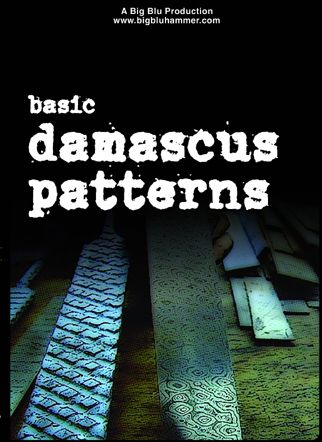 Damascus Steel Books - books and DVDs on making damascus for knife ...