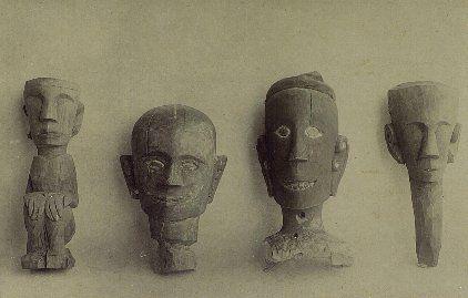 Grave figurines