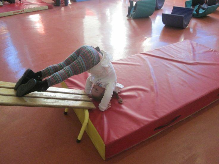 roulade: glisser sur le banc pr avoir la bonne position