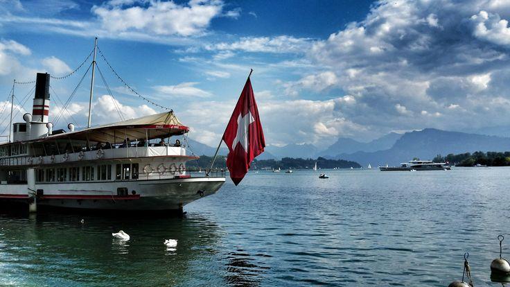Lake #Lucerne #Switzerland