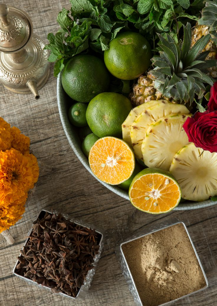 DaLa Spa at Alaya Resort Kuta uses fresh ingredients for all the treatment including its signature, Malabar Tea Ceremony