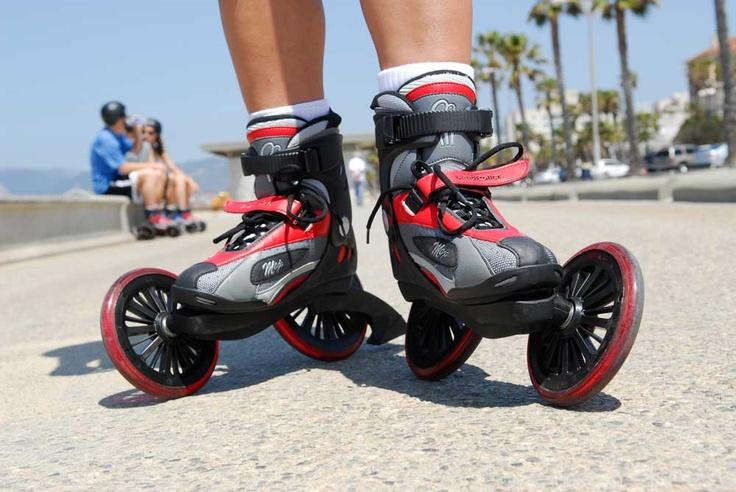 Landroller Unicycles, Skates, Fun sport on wheels
