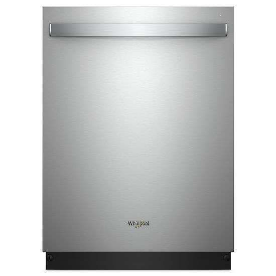 Lowest price on the Whirlpool WDT730PAHZ Stainless Steel Fully Integrated Dishwashers. Shop today!