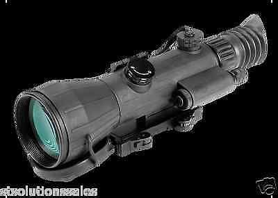 ﹩1,399.00. ARMASIGHT Spear 4X Gen 2+ ID Improved Definition Night Vision Rifle Scope Sight    Generation - 2+, Built-in IR - With Built-in IR, Night Vision Device Type - Riflescope, Guarantee - 2 Years, Use - Bolt Action Rifles, UPC - 849815002362