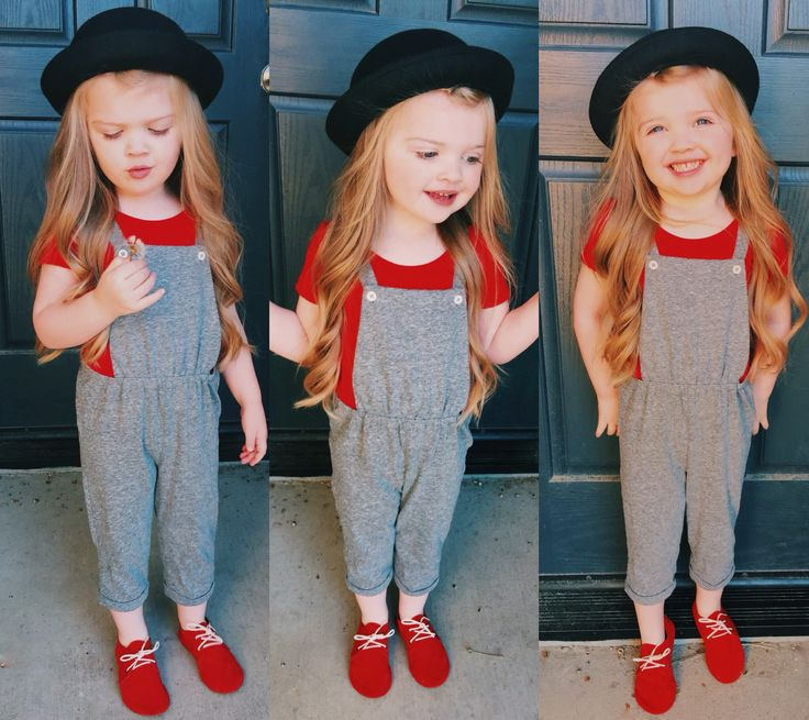 Little girl hair and style