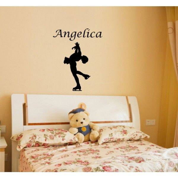 Best Figure Wall Decals Images On Pinterest - Sporting wall decals
