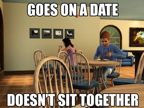 Sims Logic | For more daily Sims 3 & 4 pins follow http://www.pinterest.com/itsallpretty/the-sims-3-4/