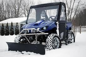 Snow Plow Rhinos And 4x4 On Pinterest
