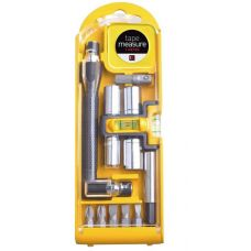 Tool Set - Essential 15 pc $19.95 - A great tool set doesn't need to consist of a large tool box and hundreds of different tools. #screwdriver #tools #toolset