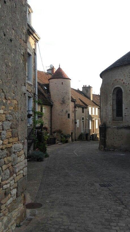 Buxy en Bourgogne