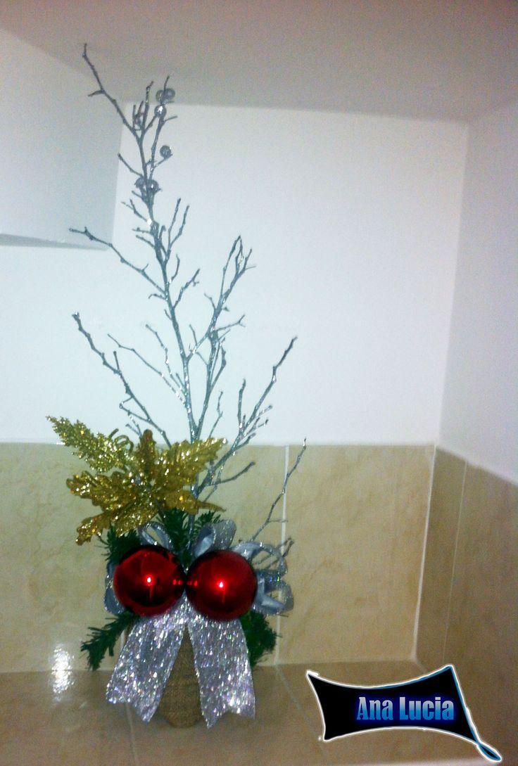 Adorno de #Navidad para Baño