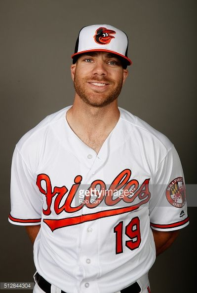 News Photo : Chris Davis of the Baltimore Orioles poses during...