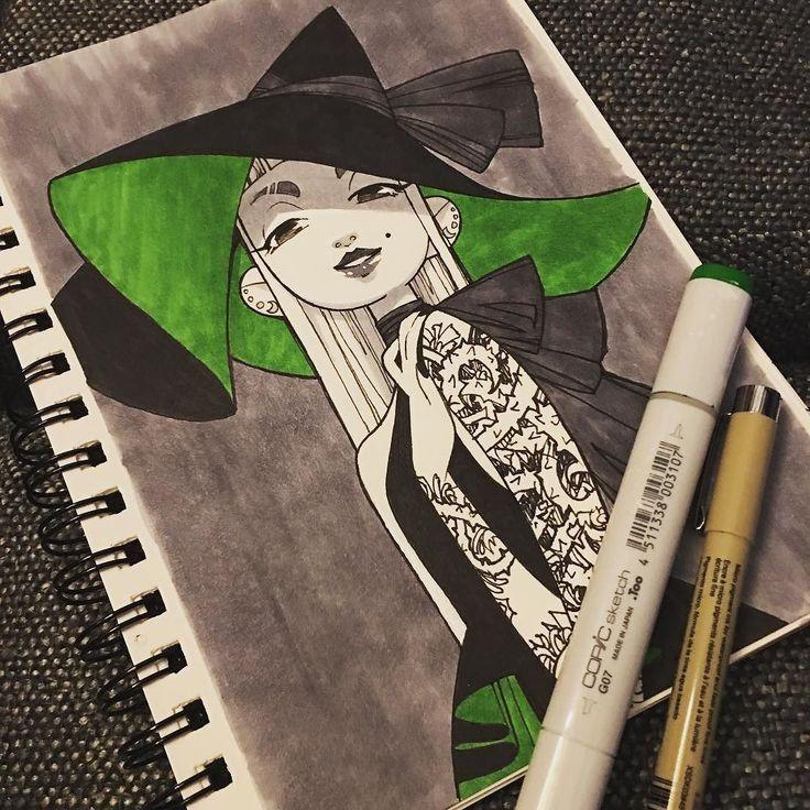 607 Best Images About Pen/Ink/Marker/Pencil Art On Pinterest