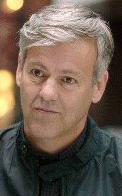I would not hesitate to kiss him. Rupert Graves - Silver Fox