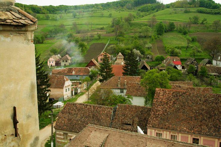 Romanian village by Ivan Bianca on 500px
