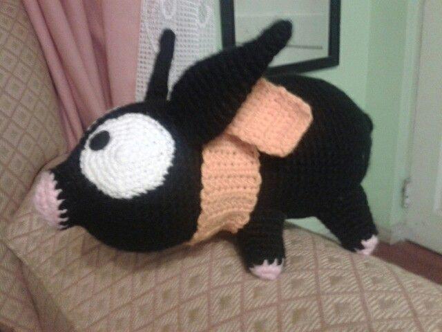 P-chan (patron de lanas y ovillos)