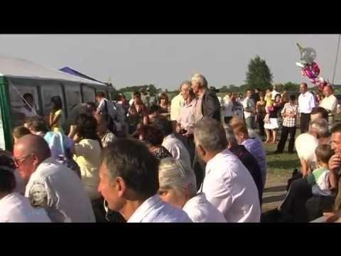 ▶ BAZYLI ALBICZUK - SETNA ROCZNICA URODZIN 2009 /TV PISZCZAC/ - YouTube