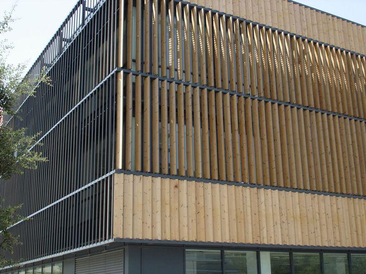 Dřevěné fasády ThermoWood®   Fasády & Terasy s.r.o.