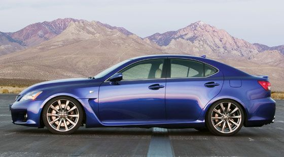 Lexus ISF 2011