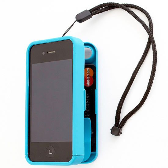 Secret!!  @Better Homes and Gardens  iPhone Secret Storage Case