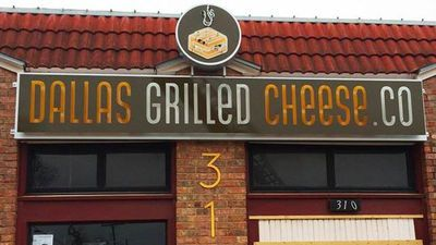 Dallas Grilled Cheese Co. Hopes to Get Cooking Mid-January