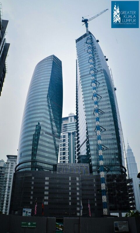 Naza tower on site