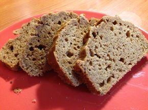 Beautygloss: Chléb z arašídového másla bez mouky