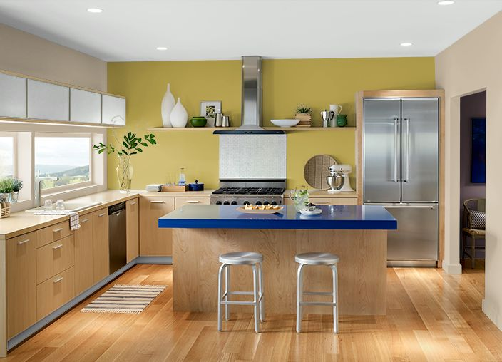 16 Best Paint Colors Images On Pinterest  The Project Behr And Custom Virtual Kitchen Color Designer Decorating Inspiration