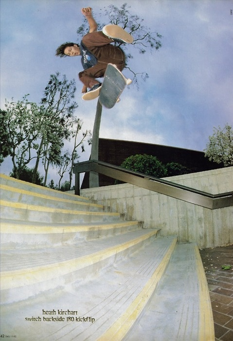 Heath Kirchart