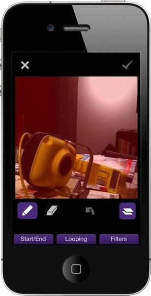 Flixel, para crear fotos con moviento desde tu iPhone: la nueva sensación en iOS