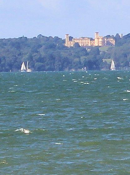 "Queen Victoria's ""beach house,"" Osborne, Isle of Wight"