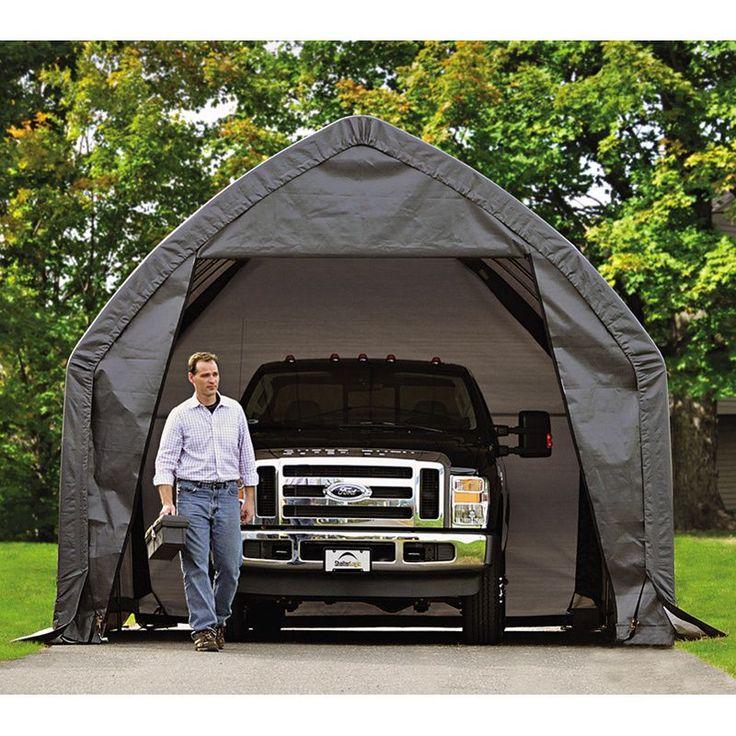 Shelter Logic Shelterlogic Garage In A Box SUV Truck 13 X
