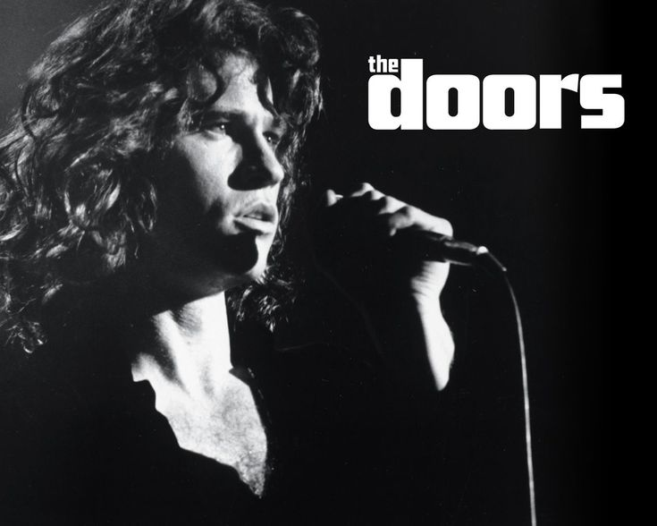 Val Kilmer in The Doors by Oliver Stone