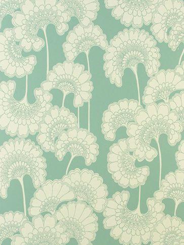 Japanese Floral from Australian designer Florence Broadhurst