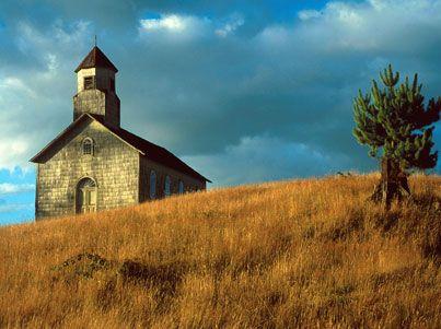 Iglesia en Osorno
