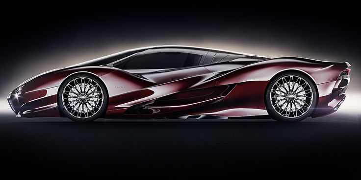 This Jaguar X Concept looks like it could challenge any real-life hypercar.