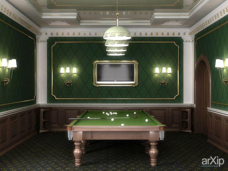 Дизайн интерьера бильярдная green: интерьер, зd визуализация, современный, модернизм, ресторан, кафе, бар, бильярдная, 20 - 30 м2, интерьер #interiordesign #3dvisualization #modern #restaurant #cafeandbar #billiardroom #20_30m2 #interior arXip.com